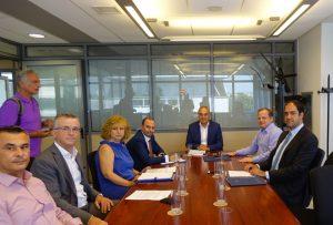 Καραμανλής: Θα ολοκληρωθεί η αναβάθμιση της Περιφερειακής Οδού