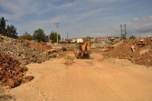 Ξεκίνησε η κατασκευή του 3ου Νηπιαγωγείου Μουδανιών (ΦΩΤΟ)