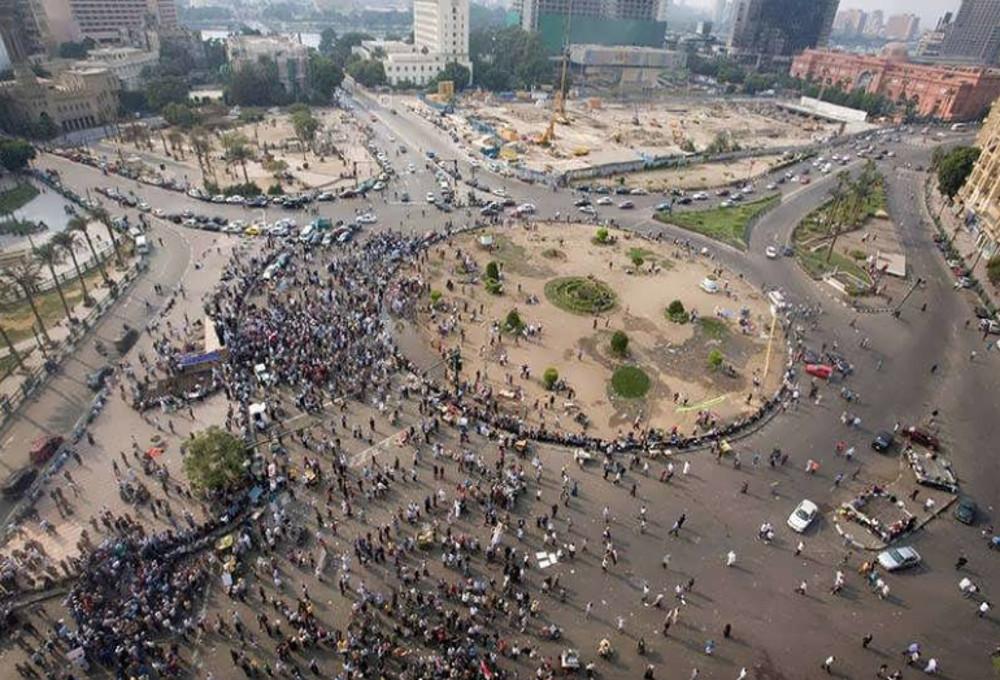 Αίγυπτος: Δυνάμεις ασφαλείας στη Πλατεία Ταχρίρ