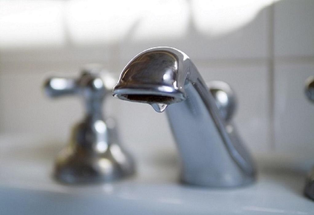 Διακοπή νερού σήμερα στα Κωνσταντινοπολίτικα