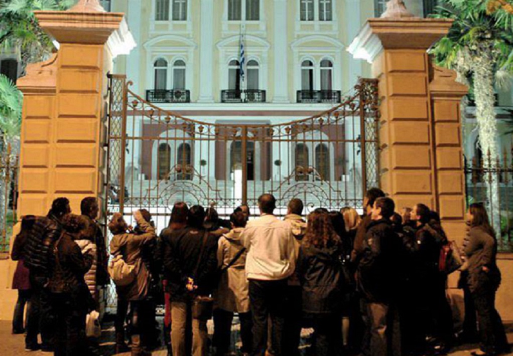 Thessaloniki walking tours με το βλέμμα στον Σεπτέμβριο