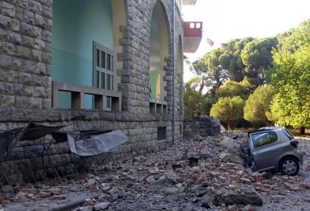 Αλβανία: Δεκάδες οι τραυματίες από τους χθεσινούς σεισμούς