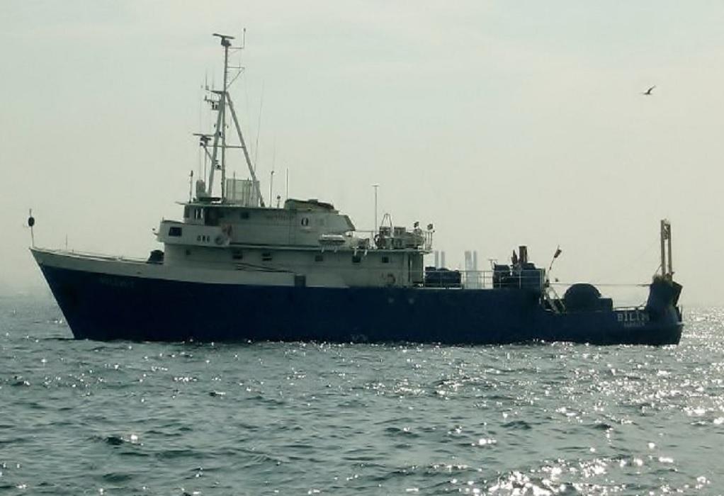 Τουρκικό ερευνητικό πλοίο ανοιχτά του Καστελόριζου