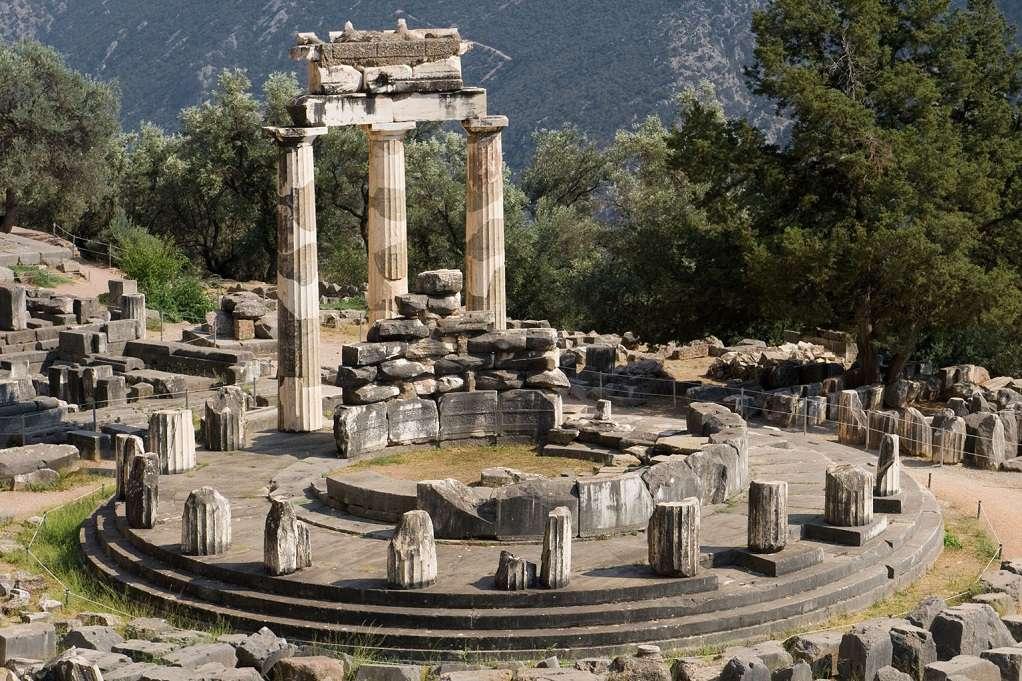 Ο λόγος που οι αρχαίοι Έλληνες έχτιζαν ναούς πάνω σε σεισμικά ρήγματα