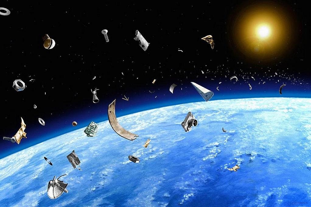"""Τα διαστημικά """"σκουπίδια"""" ξεπέρασαν τα 19.500 κομμάτια έξω από την ατμόσφαιρα του πλανήτη"""