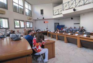Δήμος Κορδελιού- Ευόσμου: Ορισμός Προεδρείου Δημοτικού Συμβουλίου και μελών Επιτροπών