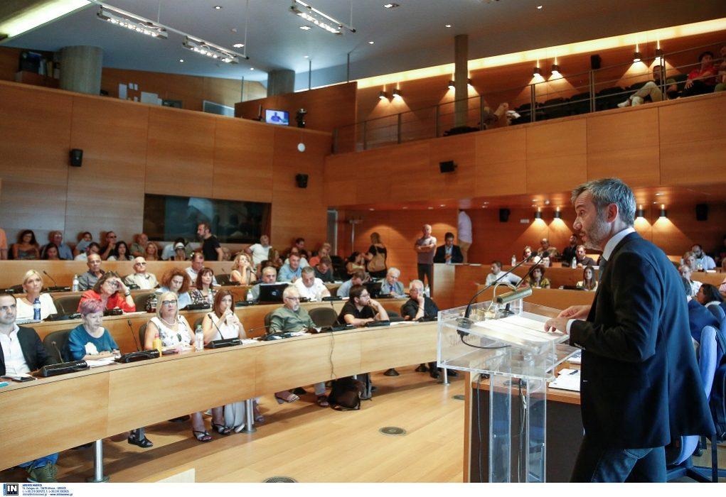 Οι νέοι εντεταλμένοι σύμβουλοι στον Δήμο Θεσσαλονίκης