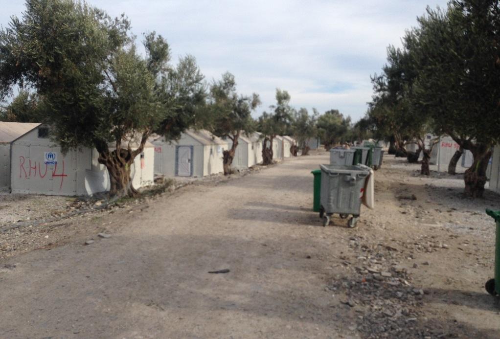 Μυτιλήνη: «Καραντίνα» νεοεισερχομένων στον Καρά Τεπέ