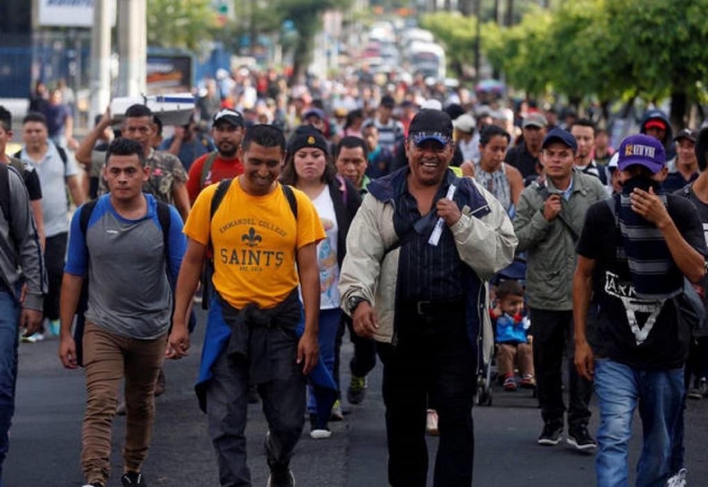 Ελ Σαλβαδόρ: Μειώνουν τις μεταναστευτικές ροές προς τις ΗΠΑ