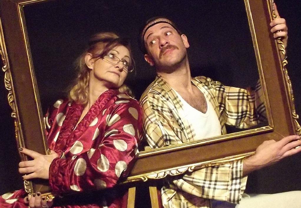 Ένα «ελεύθερο ζευγάρι» στο Θέατρο Σοφούλη