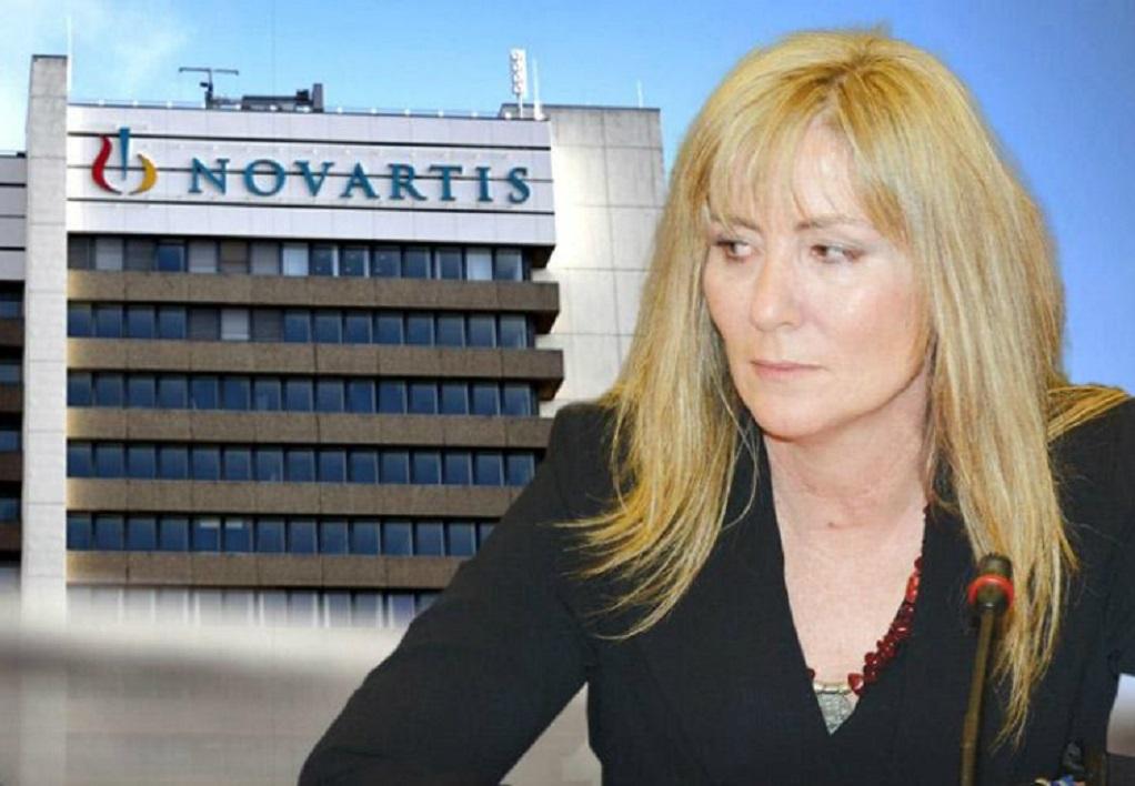 Novartis: Στα χέρια της Τουλουπάκη η δικογραφία