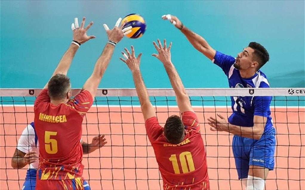 Η Ελλάδα στους «16» στο Ευρωπαϊκό πρωτάθλημα Βόλεϊ