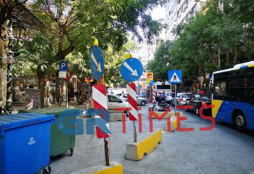 Ανοίγει η οδός Βενιζέλου – Κυκλοφοριακές ρυθμίσεις