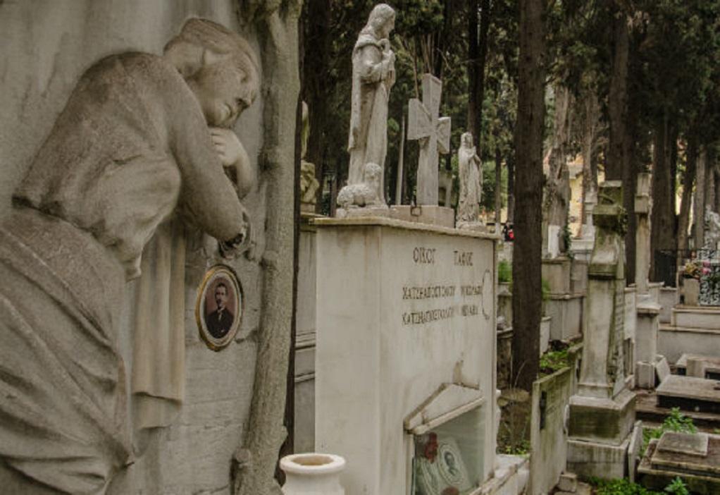 Τα Κοιμητήρια Ευαγγελίστριας στα σημαντικά κοιμητήρια της Ευρώπης