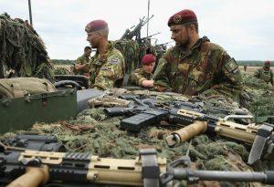 Δεύτερη η Αυστραλία στις εξαγωγές όπλων