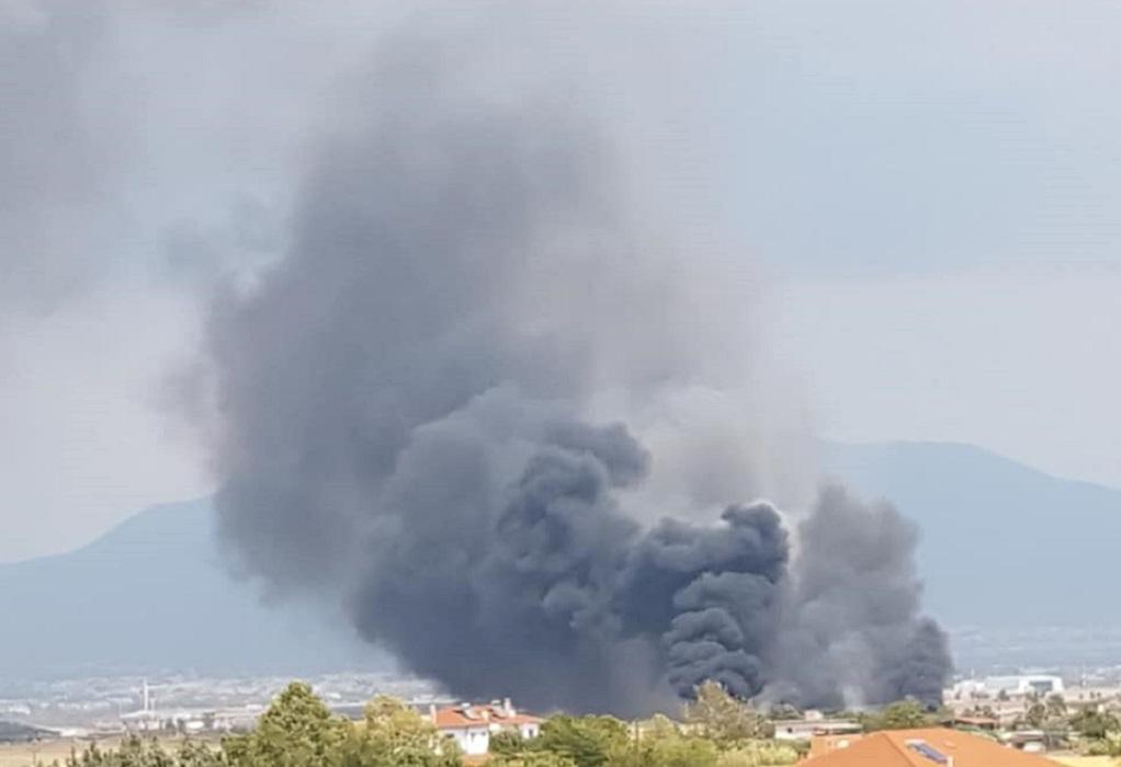 Μηνυτήρια αναφορά για τις καύσεις στην Περαία, από κατοίκους της περιοχής