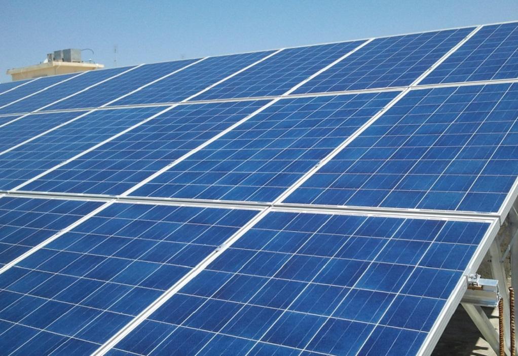 Έτοιμο το «ηλιακό πάρκο Γκάντι» του ΟΗΕ