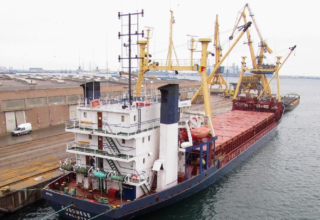 Κράτηση και διοικητικές κυρώσεις σε πλοίο σημαίας Τονγκό στο λιμάνι της Θεσσαλονίκης