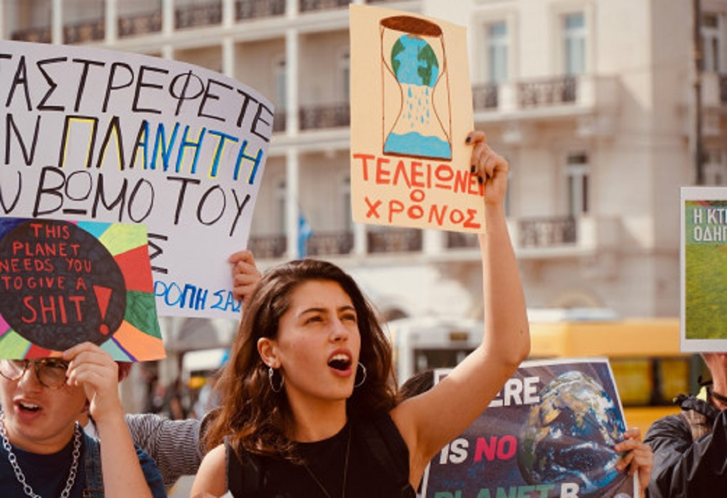 Παγκόσμια απεργία για το κλίμα