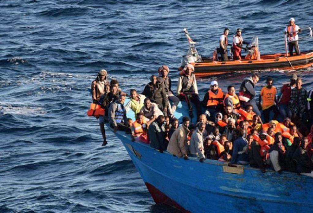 Πλοίο με μετανάστες ανοιχτά της Κύπρου