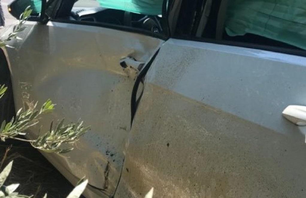 Νέο τροχαίο στην Κρήτη με έναν τραυματία από σύγκρουση Ι.Χ. με μηχανή (ΦΩΤΟ)