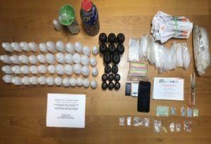 Σύλληψη αλλοδαπού για ναρκωτικά στη Μύκονο (ΦΩΤΟ)