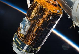 ΗΠΑ: Για πρώτη φορά, δύο γυναίκες βγήκαν μαζί στο διάστημα