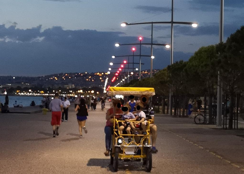 «Voltάρω» στην παραλία Θεσσαλονίκης για 3η συνεχόμενη χρονιά