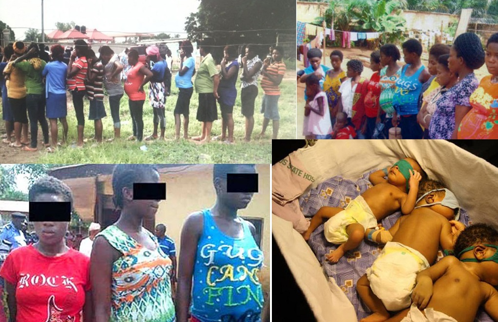 """Νιγηρία: 19 έγκυες γυναίκες απελευθερώθηκαν από ένα """"εργοστάσιο μωρών"""""""