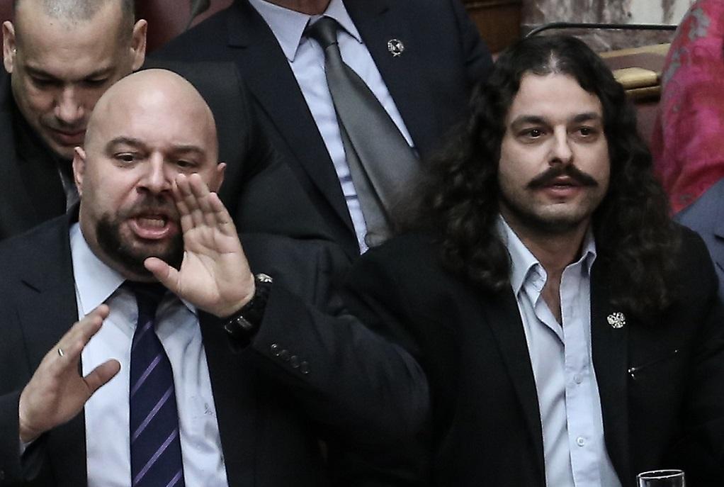 Καταδίκη πρώην βουλευτών της Χρυσής Αυγής για πυροβολισμούς στην κηδεία του Νίκου Ντερτιλή