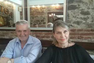 K.Παπακώστα και Γ.Αβραμίδης, ενώνουν δυνάμεις στην Κεντρική Μακεδονία