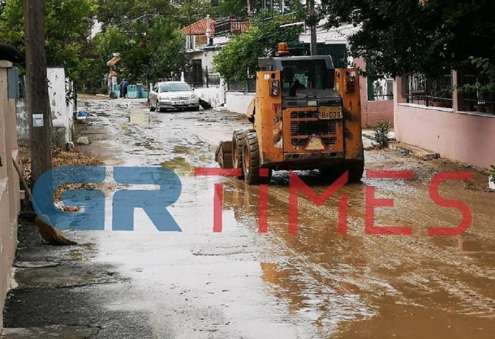 Δ. Λαγκαδά στο GrTimes: «Οι καταστροφές είναι εκτεταμένες»
