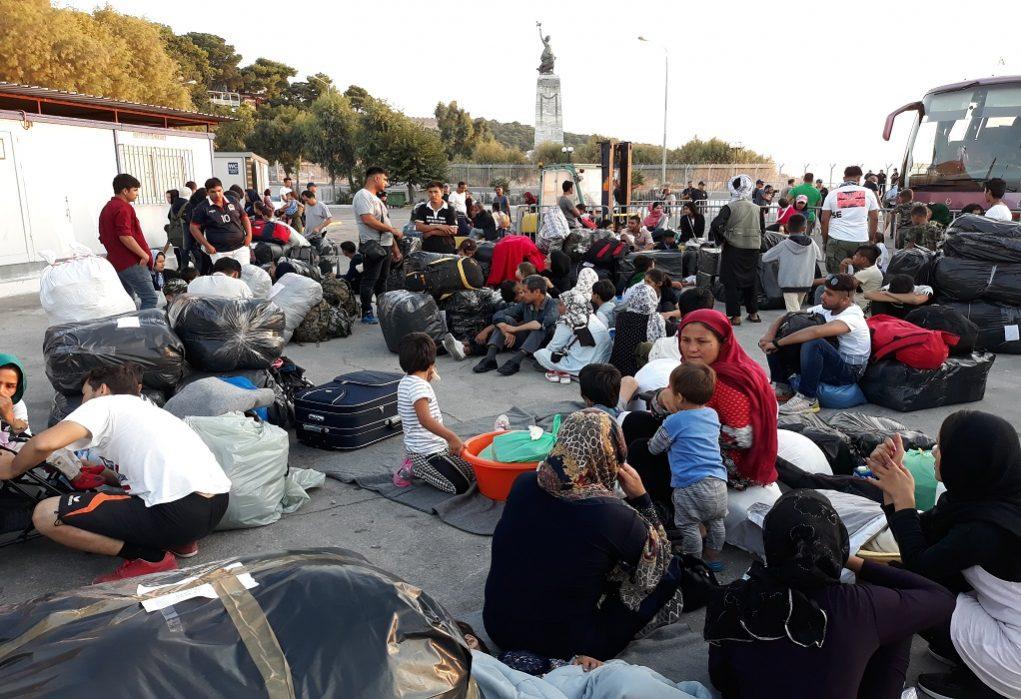 Β. Αιγαίο: 7.000 αιτούντες άσυλο τον Νοέμβριο