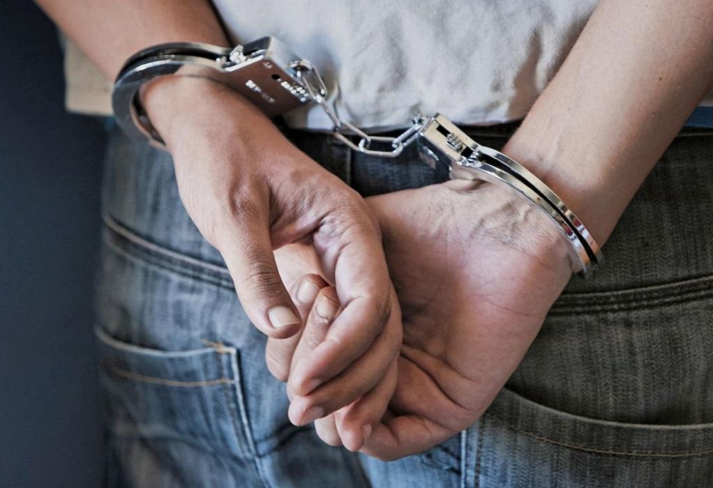 Συνελήφθη 34χρονος στην Φλώρινα