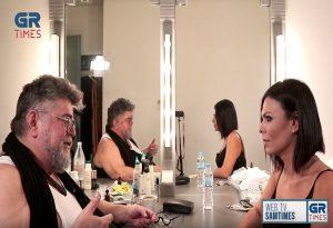 Στ. Κραουνάκης στο GrTimes: Ο Αλέξης Τσίπρας είναι η Αλίκη Βουγιουκλάκη του ΣΥΡΙΖΑ (VIDEO)