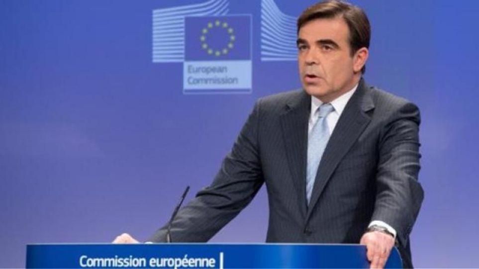 Μ. Σχοινάς: Η Ελλάδα δεν θα αφεθεί να σηκώσει μόνη της το βάρος της μεταναστευτικής πίεσης