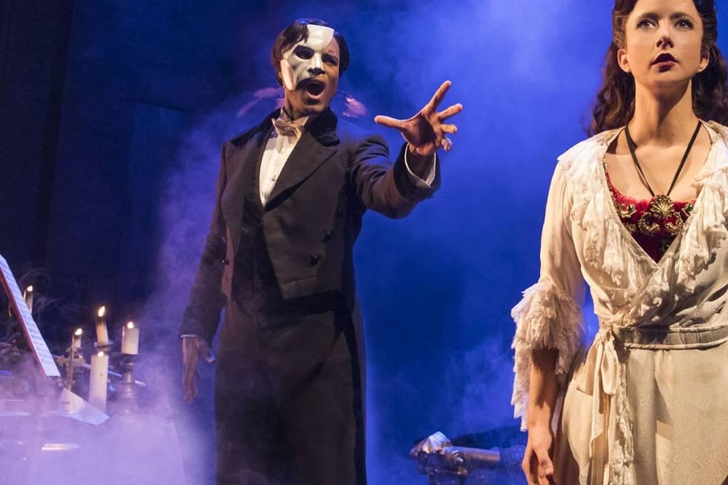 «Phantom of the Opera»: Το αγαπημένο μιούζικαλ για πρώτη φορά στην Ελλάδα