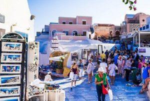 Τουρισμός: Σημαντική αύξηση αφίξεων-προκρατήσεων από Ρωσία προς Ελλάδα