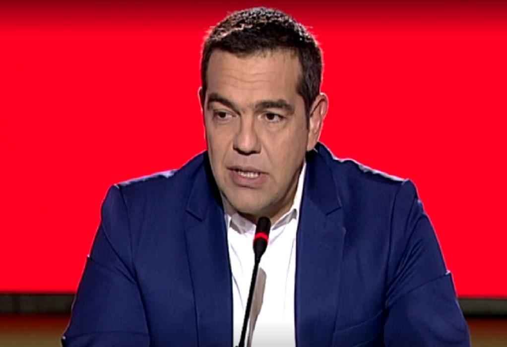 Αλ. Τσίπρας: Να στείλουμε μήνυμα αντίστασης στη συντήρηση