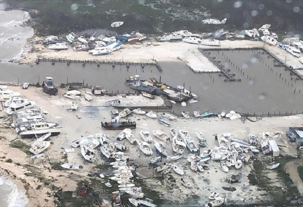 Μπαχάμες: Επτά νεκροί από το πέρασμα του κυκλώνα Ντόριαν