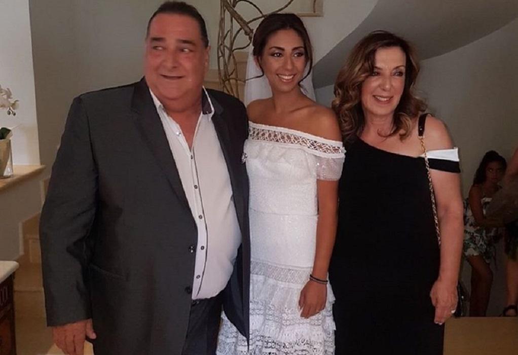 Βασίλης Καρράς: Πάντρεψε την κόρη του στη Θεσσαλονίκη! (ΦΩΤΟ-VIDEO)