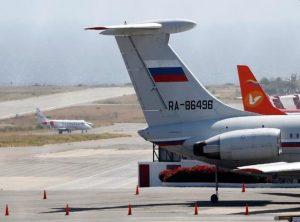 Βενεζουέλα: Προσγειώθηκαν αεροσκάφη με Ρώσους στρατιωτικούς συμβούλους