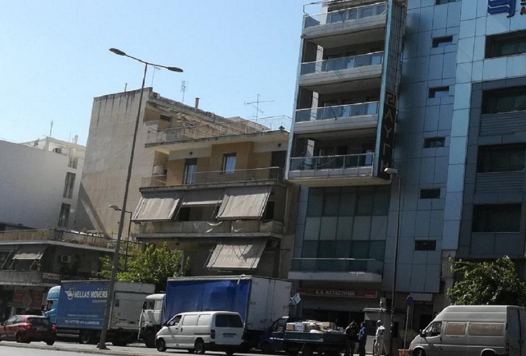 Υπό διάλυση η Χρυσή Αυγή – Κλείνουν τα κεντρικά γραφεία στη Μεσογείων