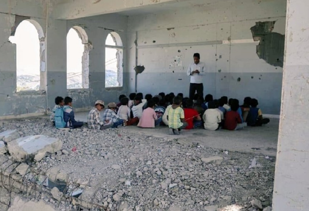 Unicef: Δύο εκατομμύρια παιδιά δεν πηγαίνουν στο σχολείο στην Υεμένη