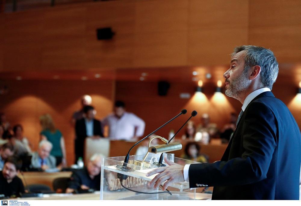 Ζέρβας: Η πόλη πρέπει να πάει μπροστά, να μη χάσει καμία ευκαιρία