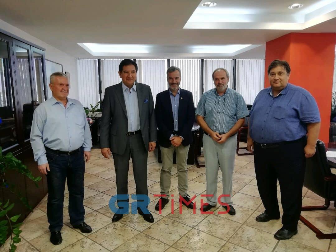 Ο Δήμαρχος Θεσσαλονίκης δηλώνει παρών στον ΟΑΣΘ