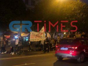 Μία συγκέντρωση σήμερα στη Θεσσαλονίκη