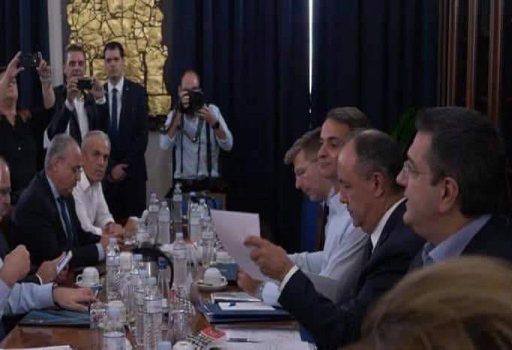 Ενημερωτικό υπόμνημα του Δήμου Δέλτα προς τον Πρωθυπουργό
