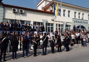Ο εορτασμός της 28ης Οκτωβρίου στο Ωραιόκαστρο