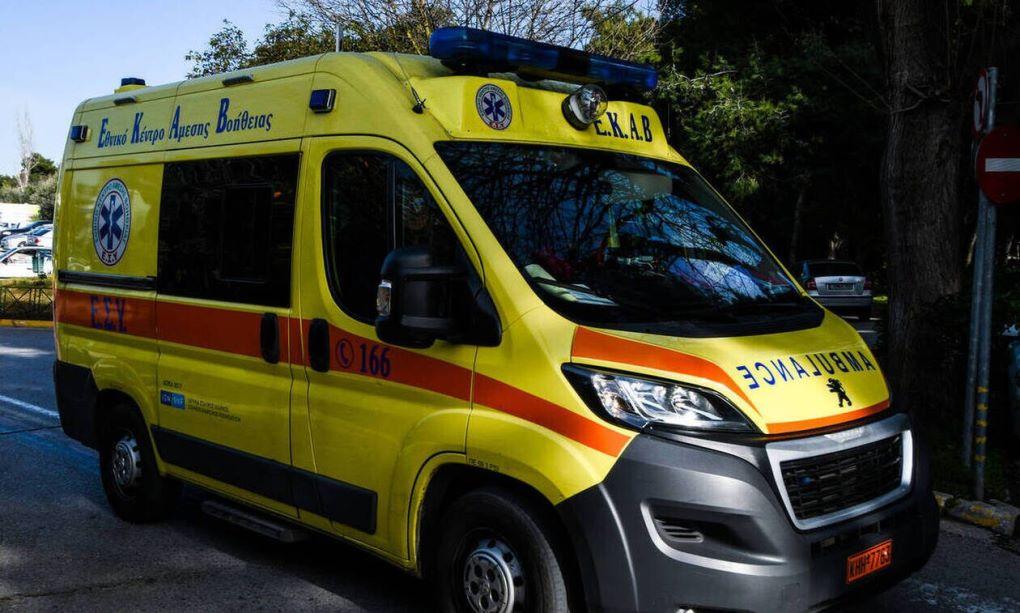 Κρήτη: Εργάτης έπεσε από σκαλωσιά ξενοδοχείου